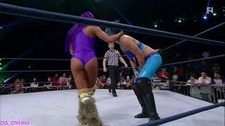Raquel vs Jade TNA Xplosion