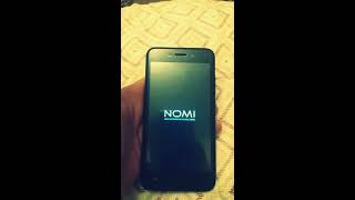 Nomi i5012 Сброс, recovery,factory reset