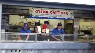 Quality Seafood video review  Part 1 Dec 2014 Redondo Beach