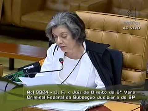 Pleno - STF garante acesso a elementos de prova para advogado do presidente do Opportunity (1/2)
