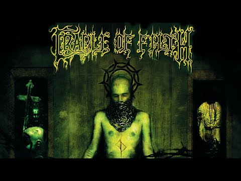 Cradle Of Filth  Thornography FULL ALBUM