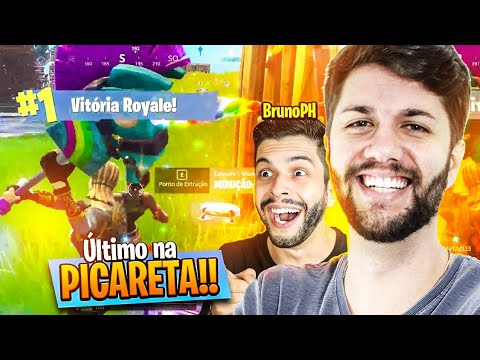 DOMINGO DA RESSACA! Fortnite: Battle Royale! ft Bruno Playha