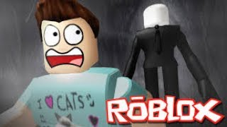roblox escape de slenderman obby