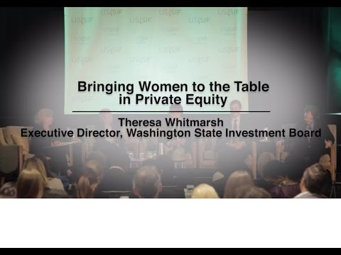 Bringing Women to the Table in Private Equity