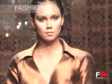 "Fashion Show ""Tony Ward"" Autumn Winter 2007 2008 Haute Couture Rome 1 of 4 by Fashion Channel"