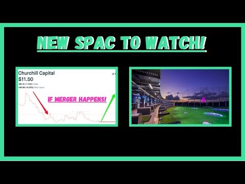 $CCX Stock | Possible Merger With TopGolf | SPAC News