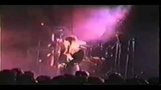 The sundays I KICKED A BOY live xx.xx.1993 unknown Venue