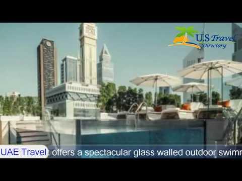 Four Seasons Hotel Dubai International Financial Centre - Dubai Hotels, UAE