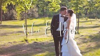 Russische Hochzeit film Wolfsburg Hochzeitsvideo Igor & Vika