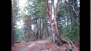 Mountain Biking Ashland Oregon (alice and wonderland to BTI)