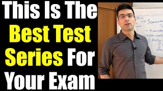 This is the Best Test Series for your Exam