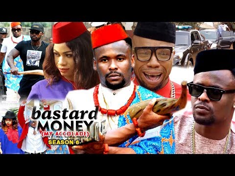 Bastard Money My Accolade Season 6  2018 Latest Nigerian Nollywood Movie Full HD  1080p