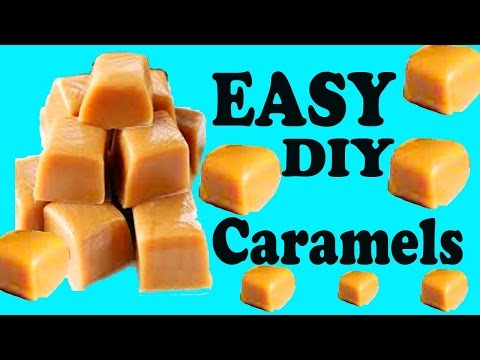 EASY DIY Candy Caramel How To Make Caramel With AllToyCollector ~ Baby Alive Eats Candy
