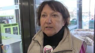 Opération chariot des Restaurants du Coeur - Avallon (89) - Édition 2017