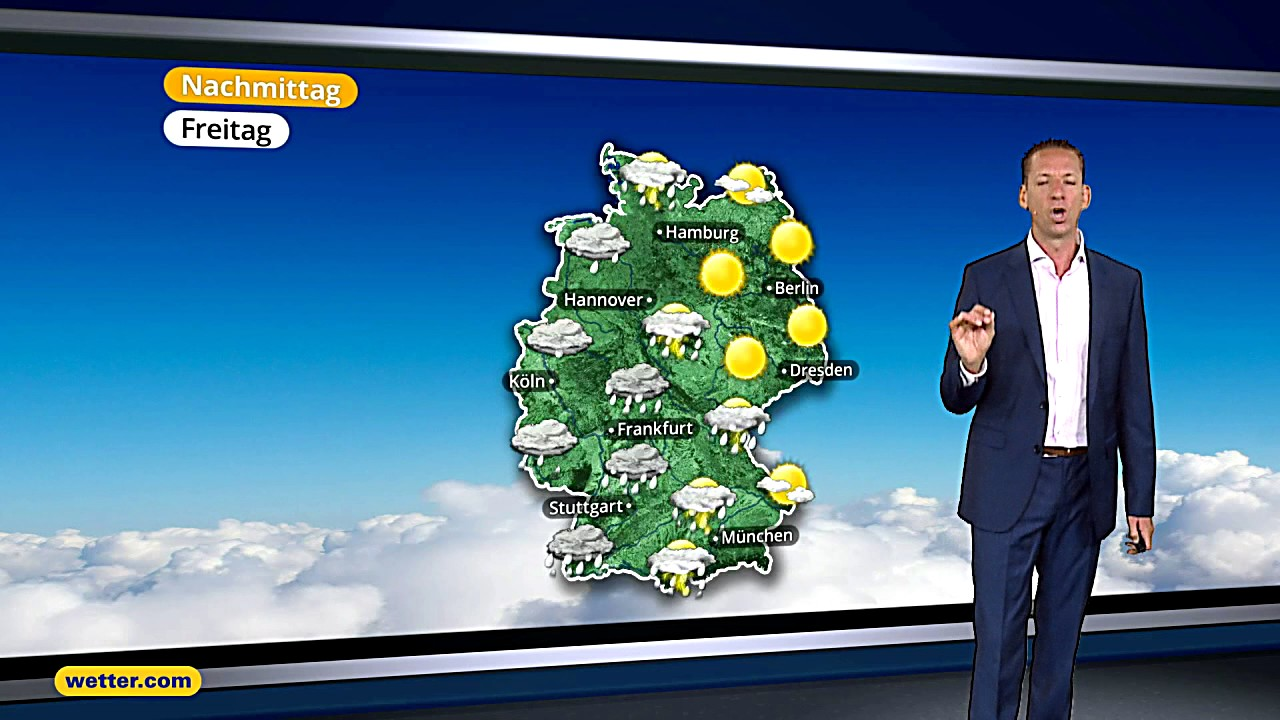 Wetter.Com 3 Tage