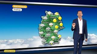 Wie wird das Wetter? Die aktuelle wetter.com 3-Tages Vorhersage (18.05.2017)