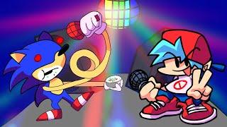 UN NUEVO Y EXTRAÑO SONIC APARECE - Friday Night Funkin Vs. Sonic.Exe [FULL WEEK] FNF Mods
