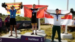 NatWest Island Games Highlights of Day 2
