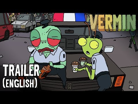 VERMIN  Trailer English