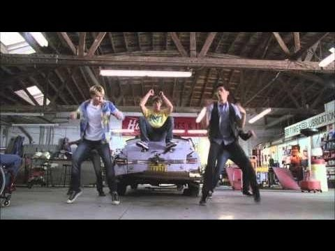 GLEE  Greased Lighting Full Performance  Music