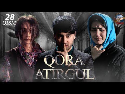Qora Atirgul (o'zbek Serial) 28-qism | Кора атиргул (узбек сериал) 28-кисм