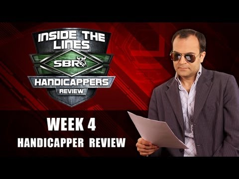 NFL Picks: SBR Capper Report Card Heading Into Week 5