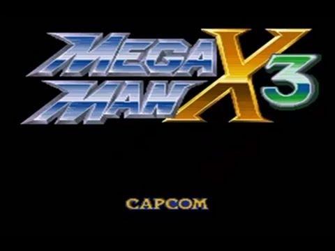 Letu0027s Play Mega Man X3! (Part 1)
