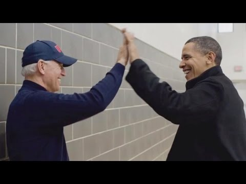 7 reasons why President Obama and Vice President Biden are #FriendshipGoals