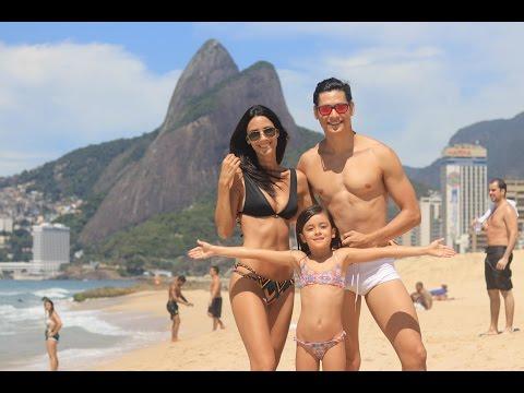 Rio de Janeira trip Day 2, Ipanema Beach