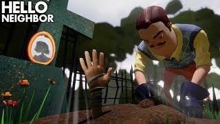 The Neighbor's *NEW* CHAPTER UNFOLDS!!! (Deep Secrets)   Hello Neighbor Gameplay (Mods)