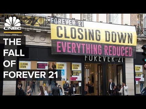 Why Did Forever 21 File For Bankruptcy?