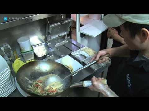 Asia-Restaurant Coco Thai in Frankfurt am Main - Catering und Thai-Restaurant