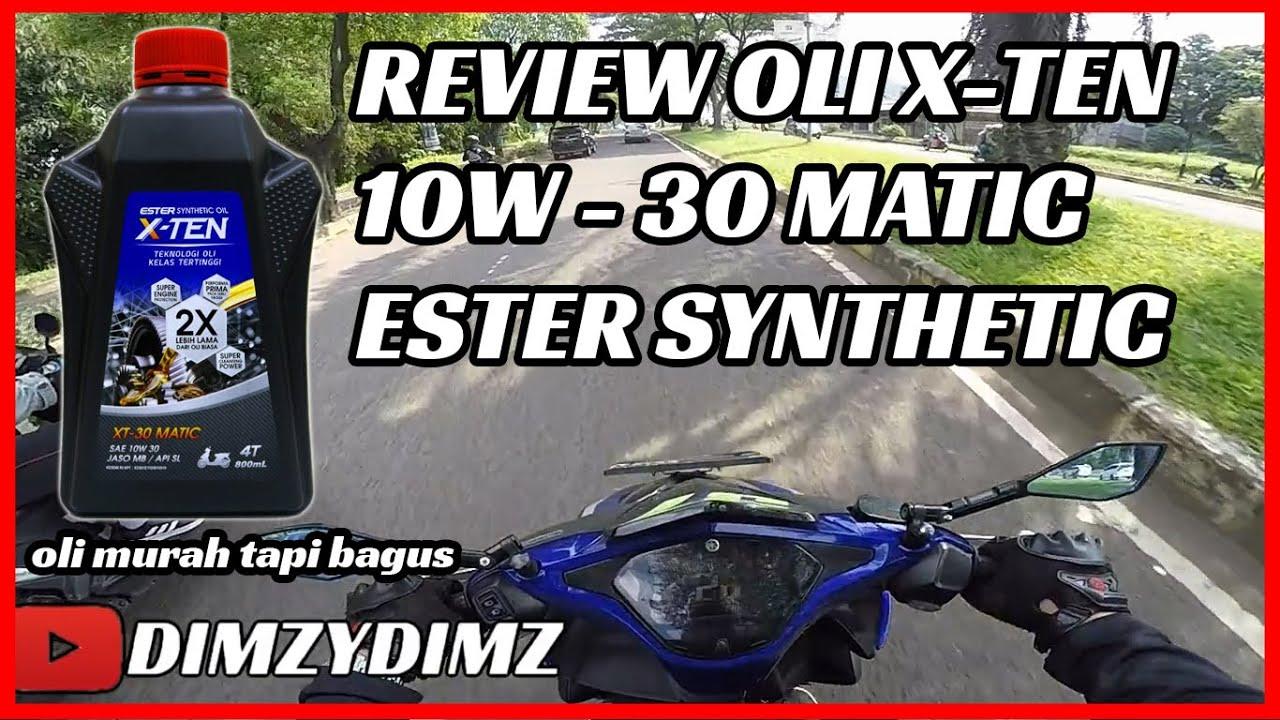 Review Oli X-Ten Matic 10W-30 (2020)
