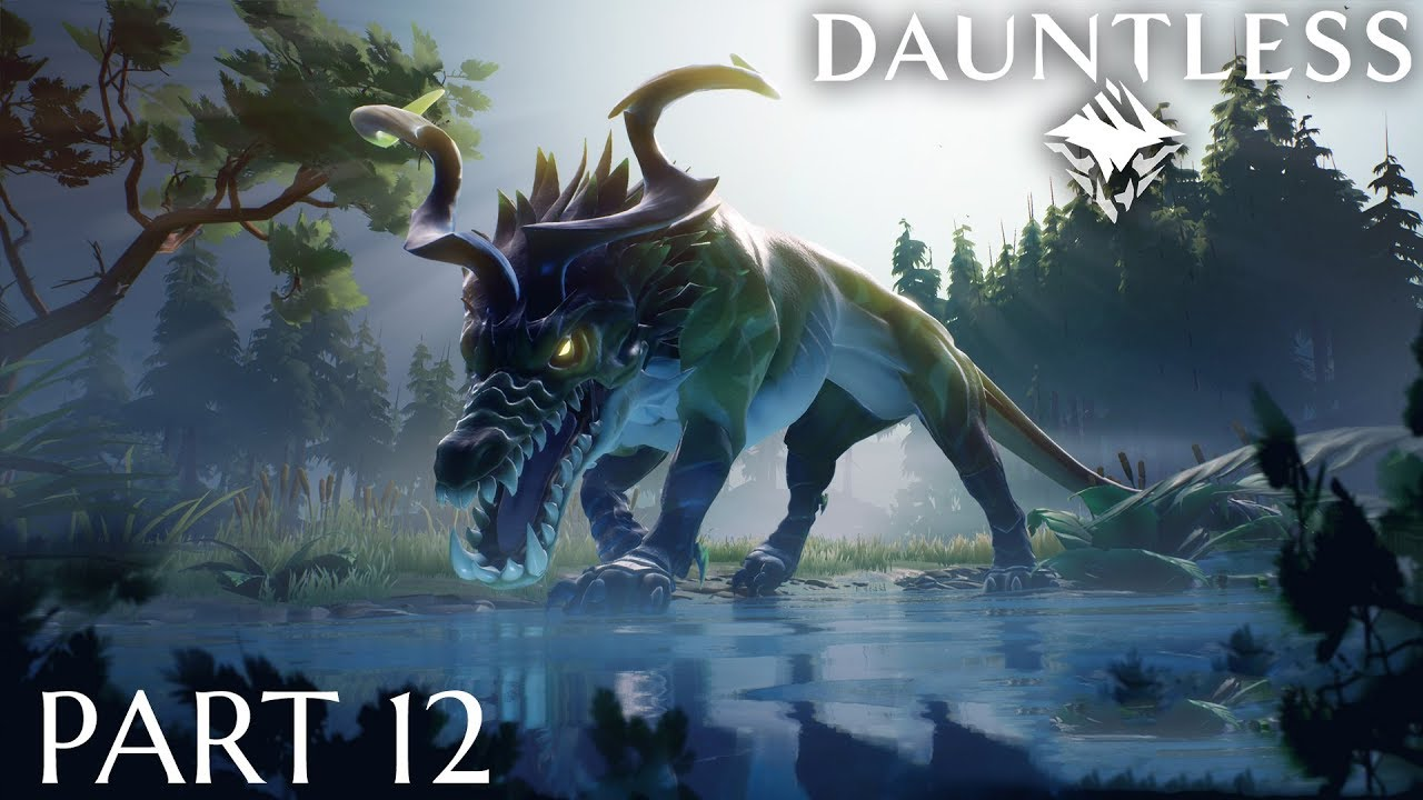 THE LIGHTNING WOLF [Stormclaw] | Dauntless Gameplay | Part 12