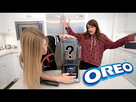 THE ULTIMATE OREO TASTE TEST!