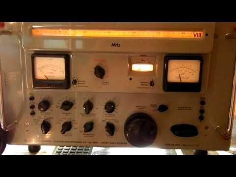 CVC Cristiana  Chile 17680khz now on my R&S EK07/D2