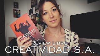 REVIEW LIBRO CREATIVIDAD, S. A.  (Ed Catmull y Steve Jobs) | Irene Ziel