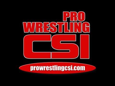 ProWrestlingCSI.com Seminar (Part 1) 5-4-2013 Starke, FL