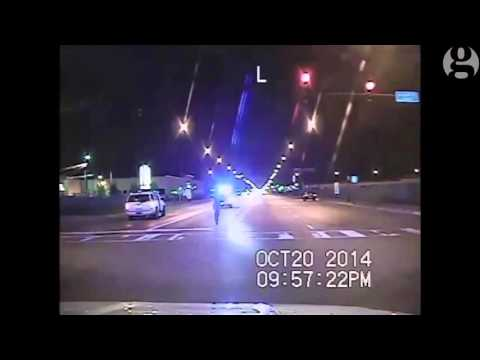 Chicago dashcam video shows police killing of Laquan McDonal