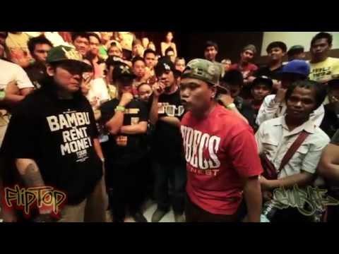 FlipTop - Fongger vs Batang Rebelde