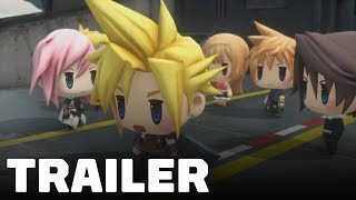 World of Final Fantasy Maxima Trailer - TGS 2018