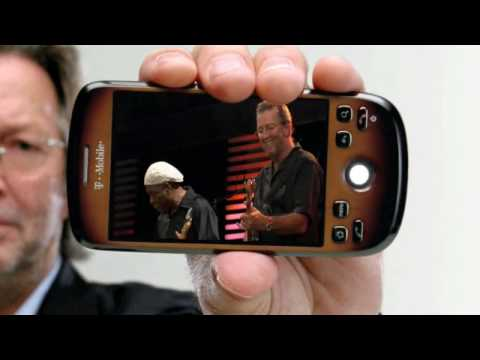 MyTouch 3G Fender Edition Commercial