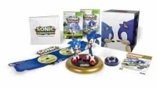 Sonic Generations Коллекционное Издание(Группы ВК http://vk.com/unbokstv http://vk.com/letslookgames Состав издания: 1. Номерное кольцо. 2. Диск с игрой. 3. Диск..., 2013-11-21T21:13:13.000Z)