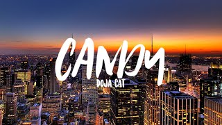Doja Cat - Candy (Clean Lyrics)