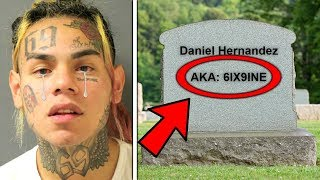 The Untold Truth About 6ix9ine...