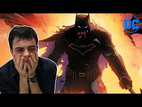 DARK NIGHTS METAL, BATMAN E NOVA MEGA SAGA DO RENASCIMENTO DC