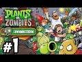 Plants vs. Zombies: Lawnmageddon (Comic)