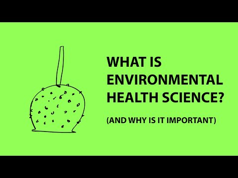 What is Environmental Health Science, and why should you care?