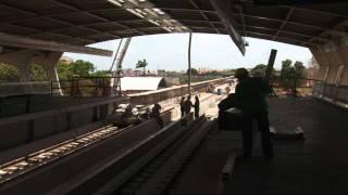 Mobilidade Urbana: Obras no Metrô de Fortaleza