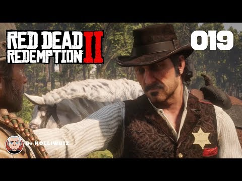 Red Dead Redemption 2 gameplay german #019 - Amerikanische Destillation [XB1X] | Let's Play RDR 2